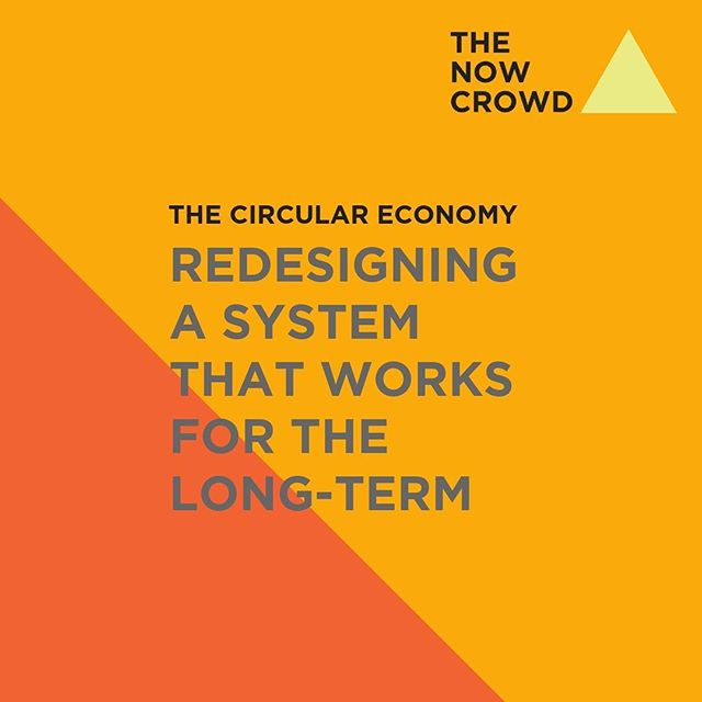 Come along to The Now Crowds first ever circular economy event. The circular economy provides an exciting opportunity for a systematic shift to a more resilient and restorative economy.⠀ The Sustainable Business Network research shows Auckland could be $8.8 billion better off in 2030 if the city makes the transition to a circular economy.⠀ Link to register in Bio