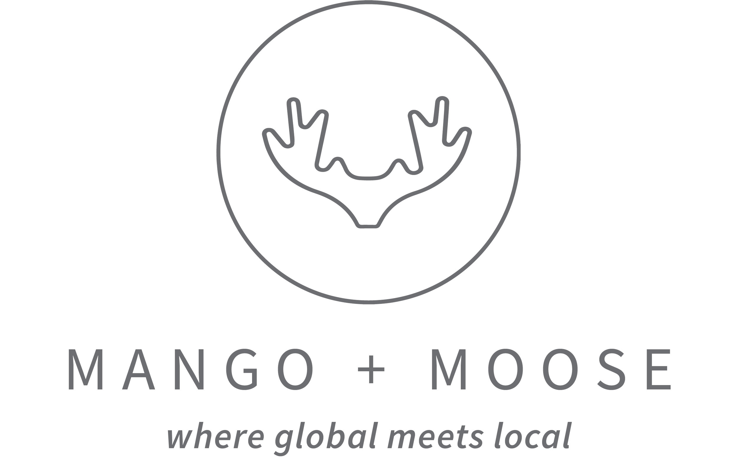 Mango + Moose - Logo Design for Mango + MooseNovember 2018