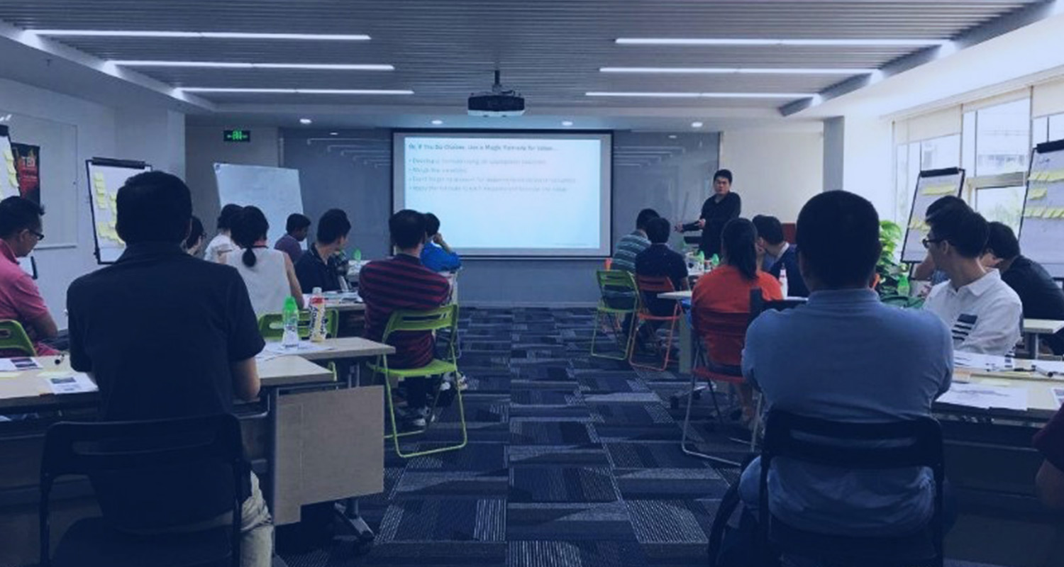 Improving the Profession of Software Delivery in Hong Kong -