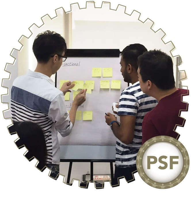 PROFESSIONAL SCRUM Foundations -