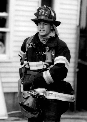Timothy was a firefighter with squad 288 in Queens.