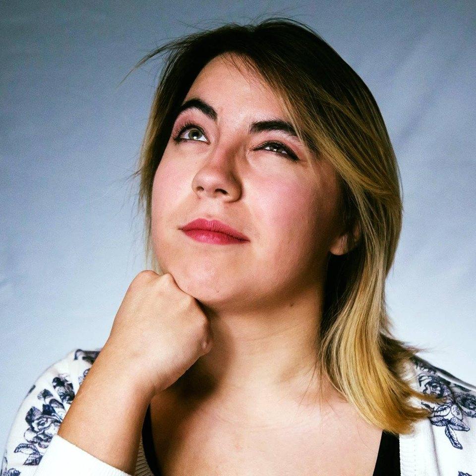 Daniella Mazzio, 23, is a trained theatre, film and performance artist in Chicago
