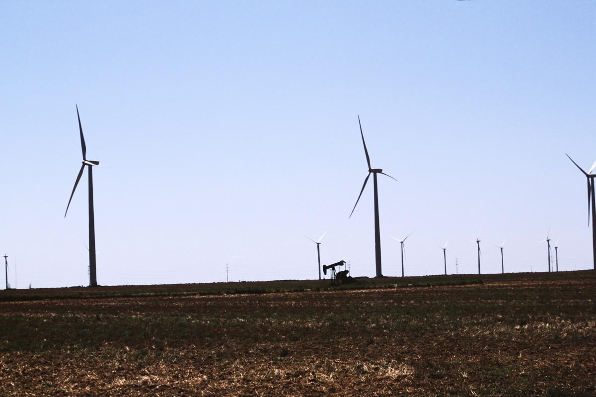 Balko Wind Project — Balko, Oklahoma (300MW)