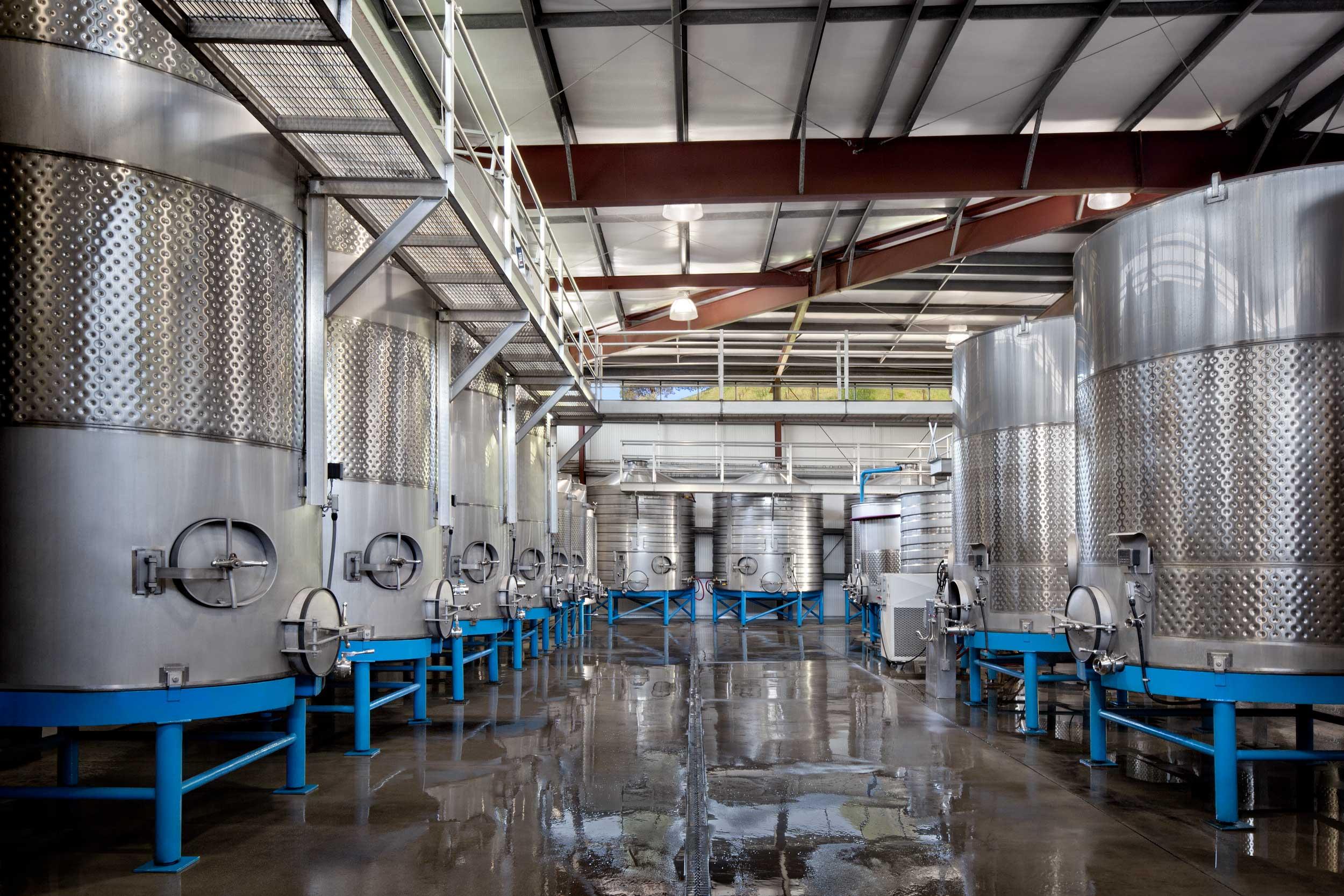 Production Facility Interior