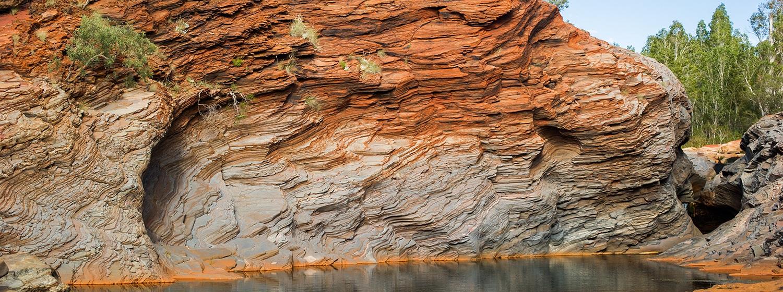 Minyjigundinha - Hamersley Gorge on Banjima Country. Photo: Chris Gurney