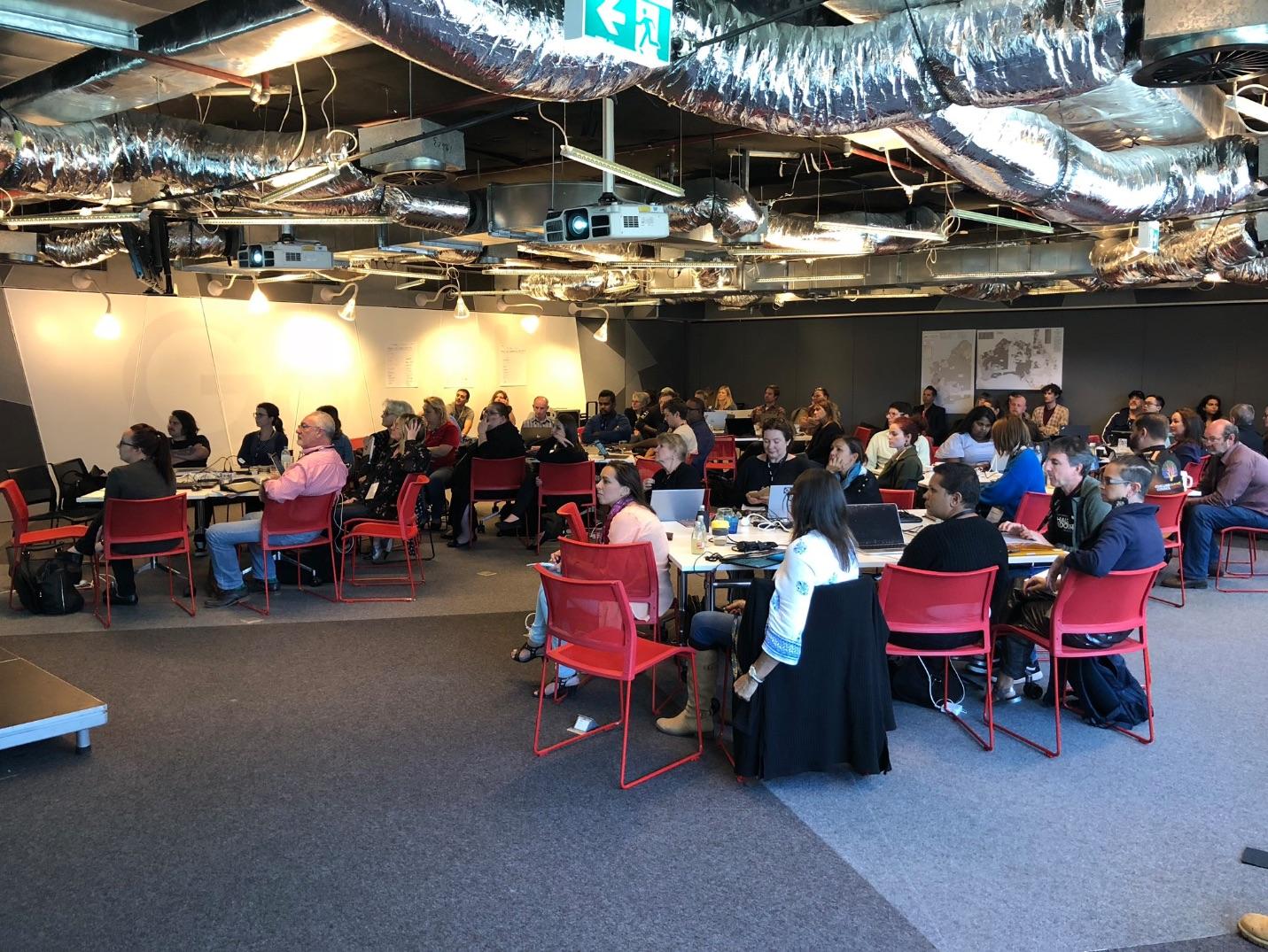 IMW 2018 Participant Workshops