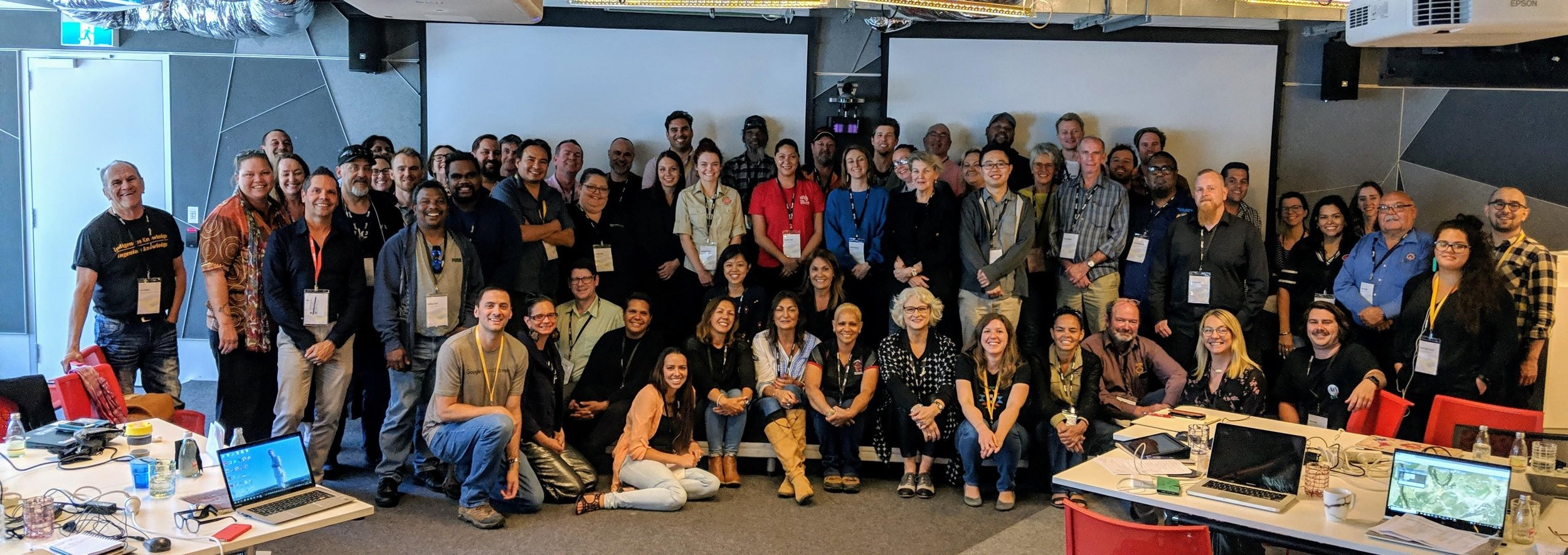 Indigenous Mapping Workshop 2018