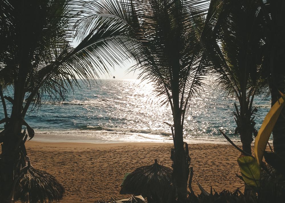 Beautiful beach Sayulita