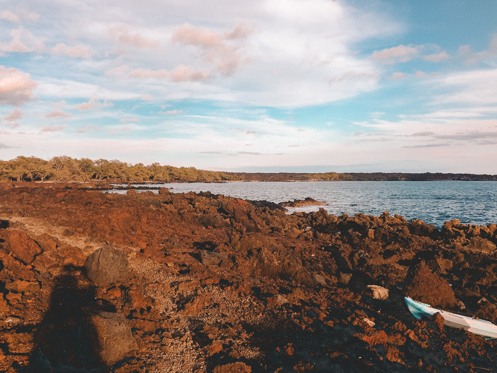 Lava Fields at La Perouse Bay