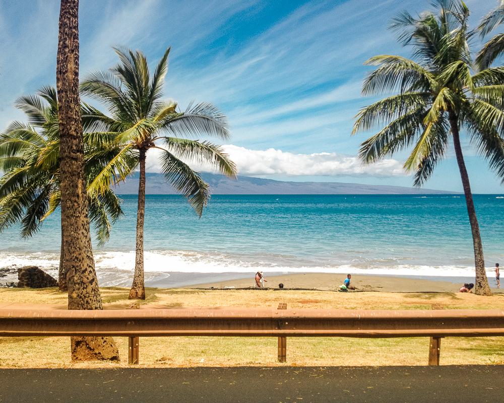 Wailea Ocean Drive