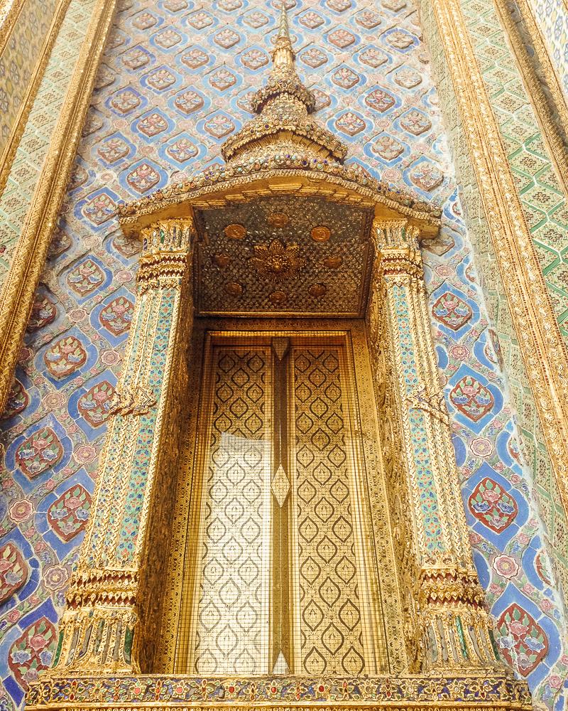 The Grand Palace Bangkok Thailand
