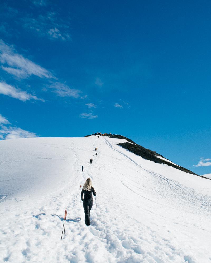 Amazing hikes