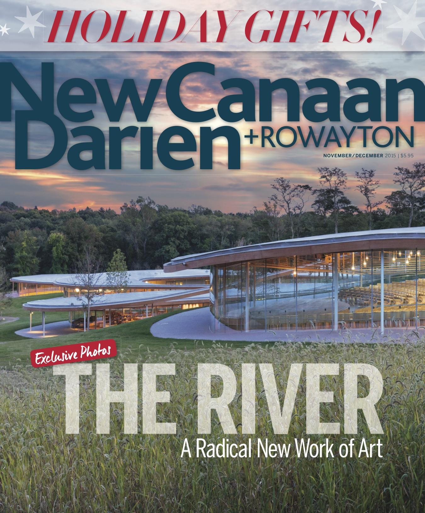 NEW CANAAN, DARIEN, ROWAYTON DEC 2015