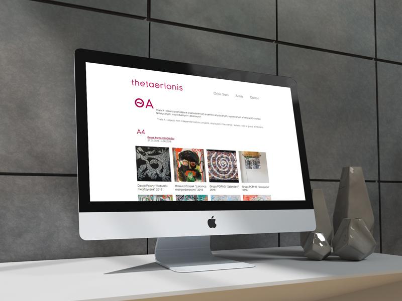 Web Design/ UX/ UI/ E-commerce