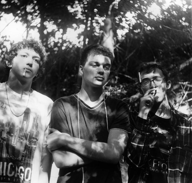 Alex, Joey & Jacob.