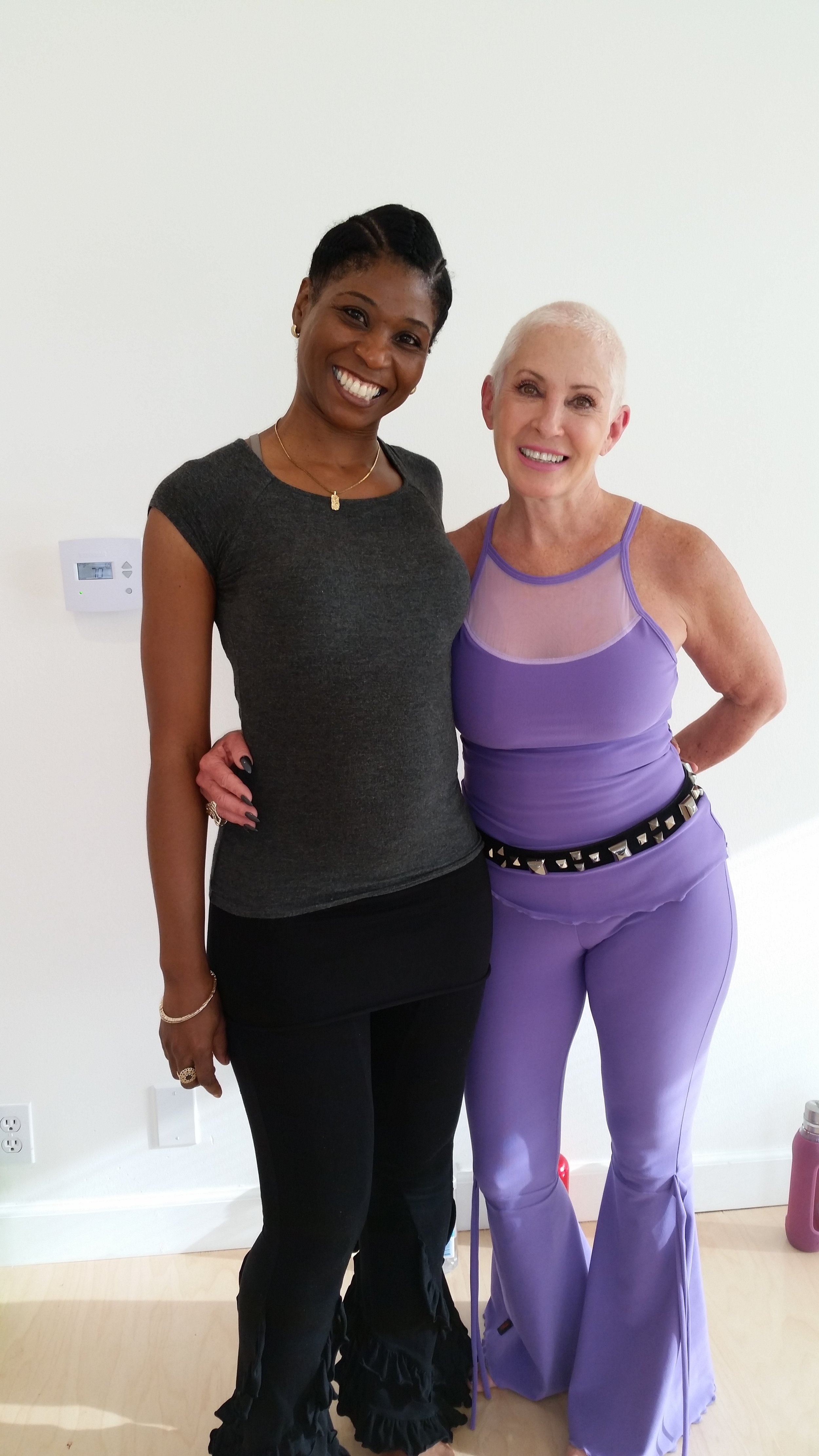 Nia Move to Heal Certification with Debbie Rosas (Nia Co-Founder/Creator)