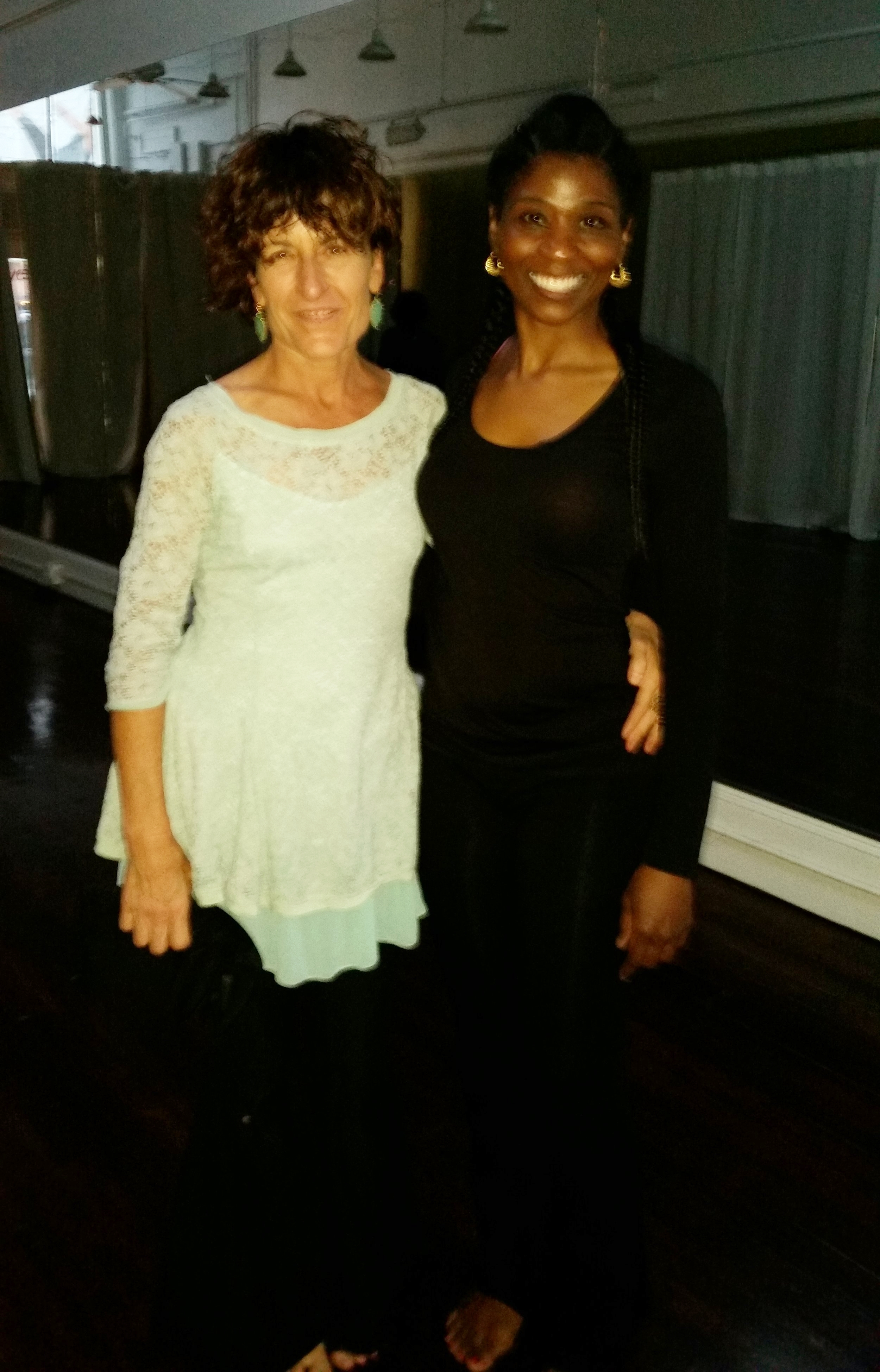 Nia Routine Immersion with France-Laude Gohard (Nia Teacher/Trainer)