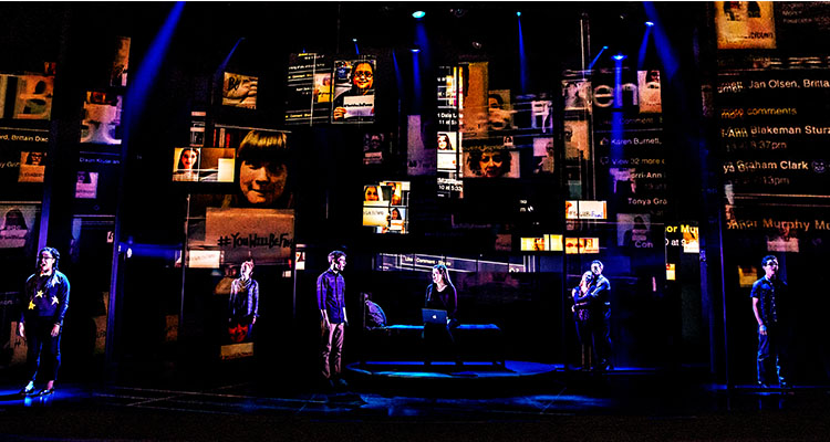 2 - The Company of the First North American Tour of Dear Evan Hansen. Photo by Matthew Murphy. 2018.jpg