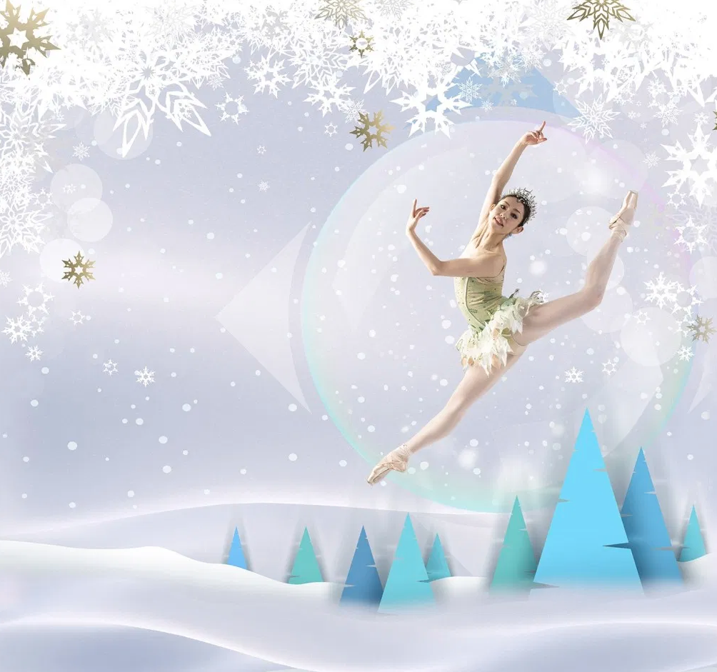Ansa Capizzi as Dew Drop. Photo by Christopher Peddecord