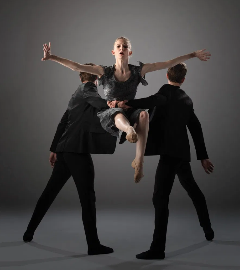 Nicolo Fonte's Beautiful Decay | Jessica Lind, Colby Parsons, Brian Simcoe | Photo by Christopher Peddecord