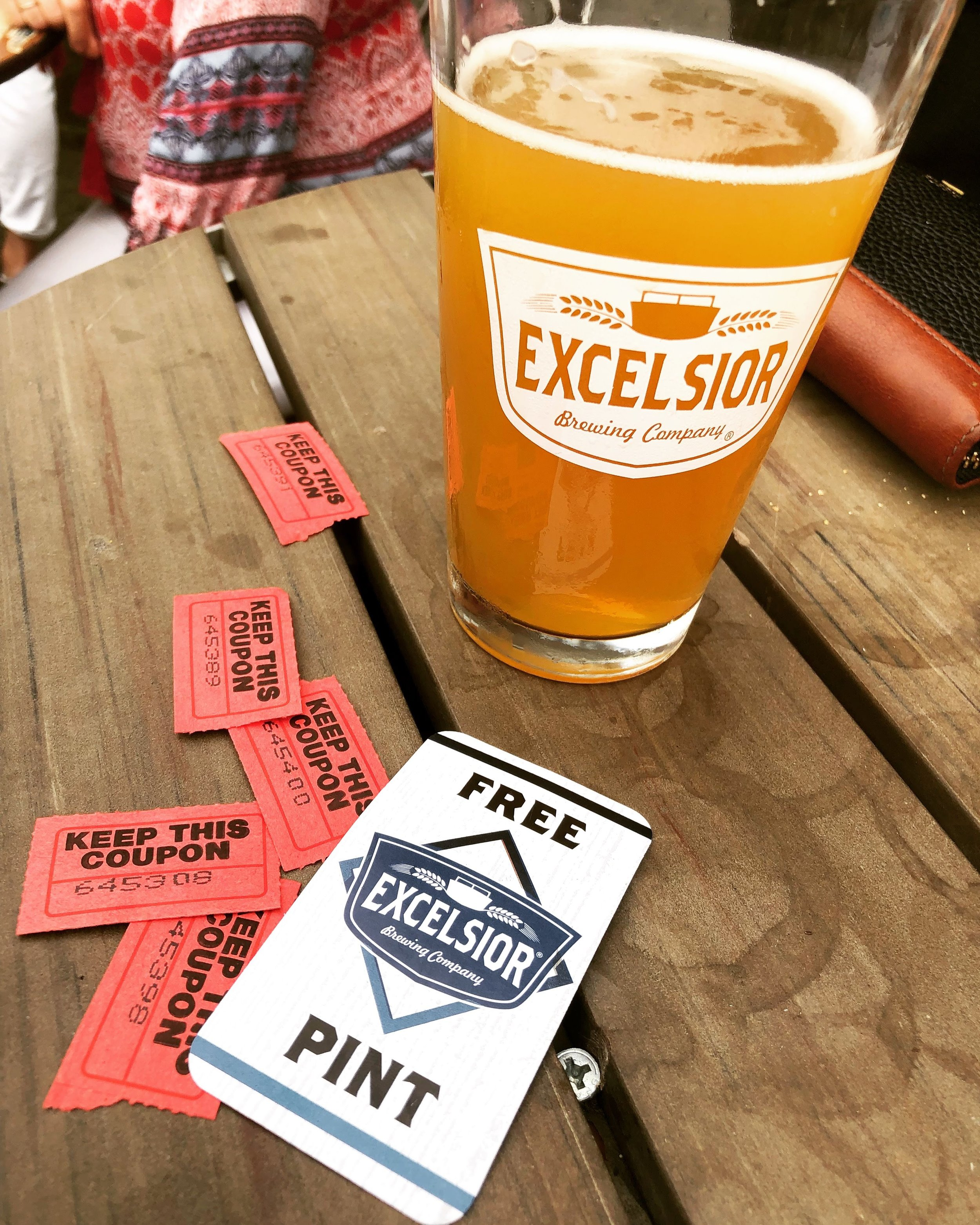 Grand Finale Fireworks Fundraiser at Excelsior Brewing Company