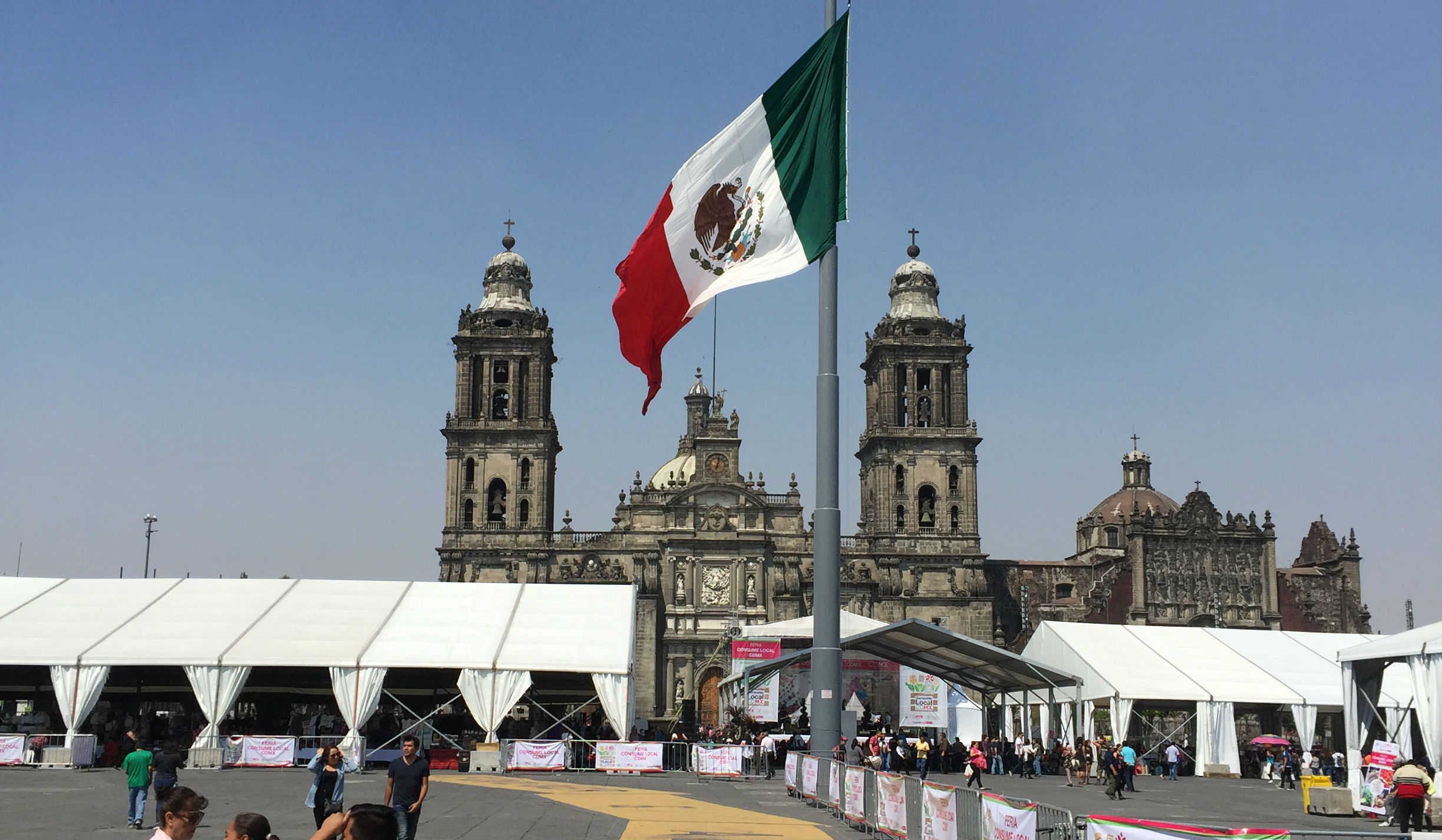 September 16, 2018Mexican Independence Day -