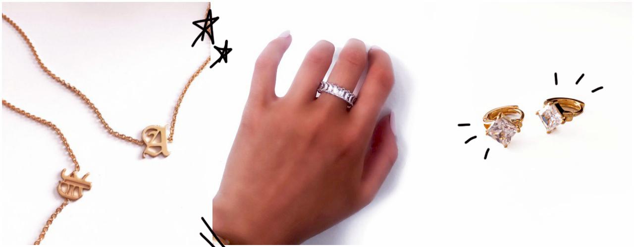 Jewelry always fits. -
