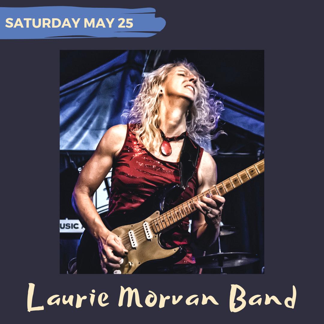 2019 Laurie Morvan Band.png