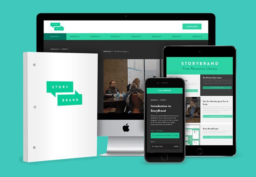 storybrand online course donald miller