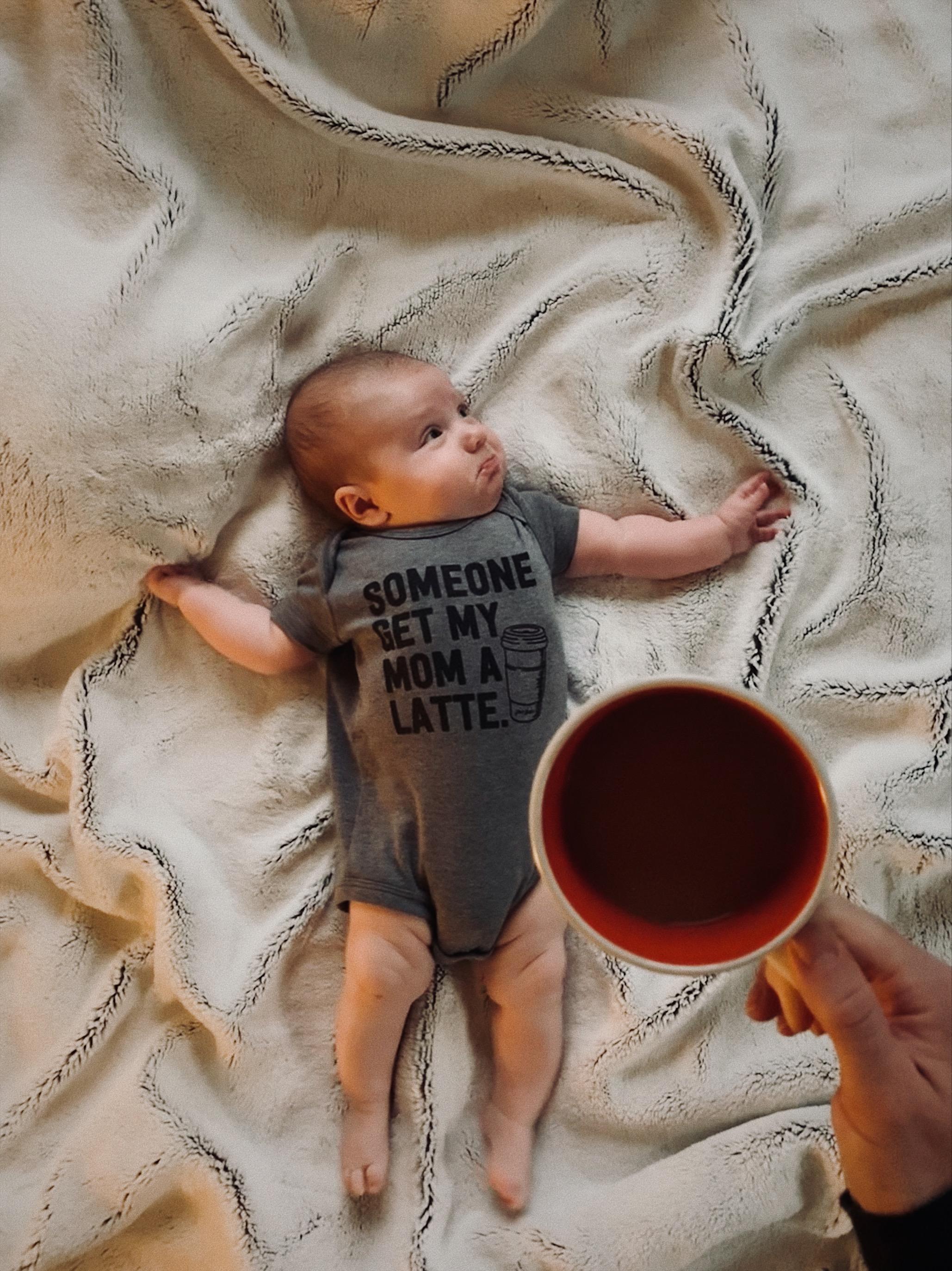 Fueled by caffeine.