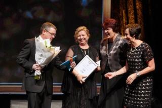 Violet Platt, 2016 Lifetime Honour Award