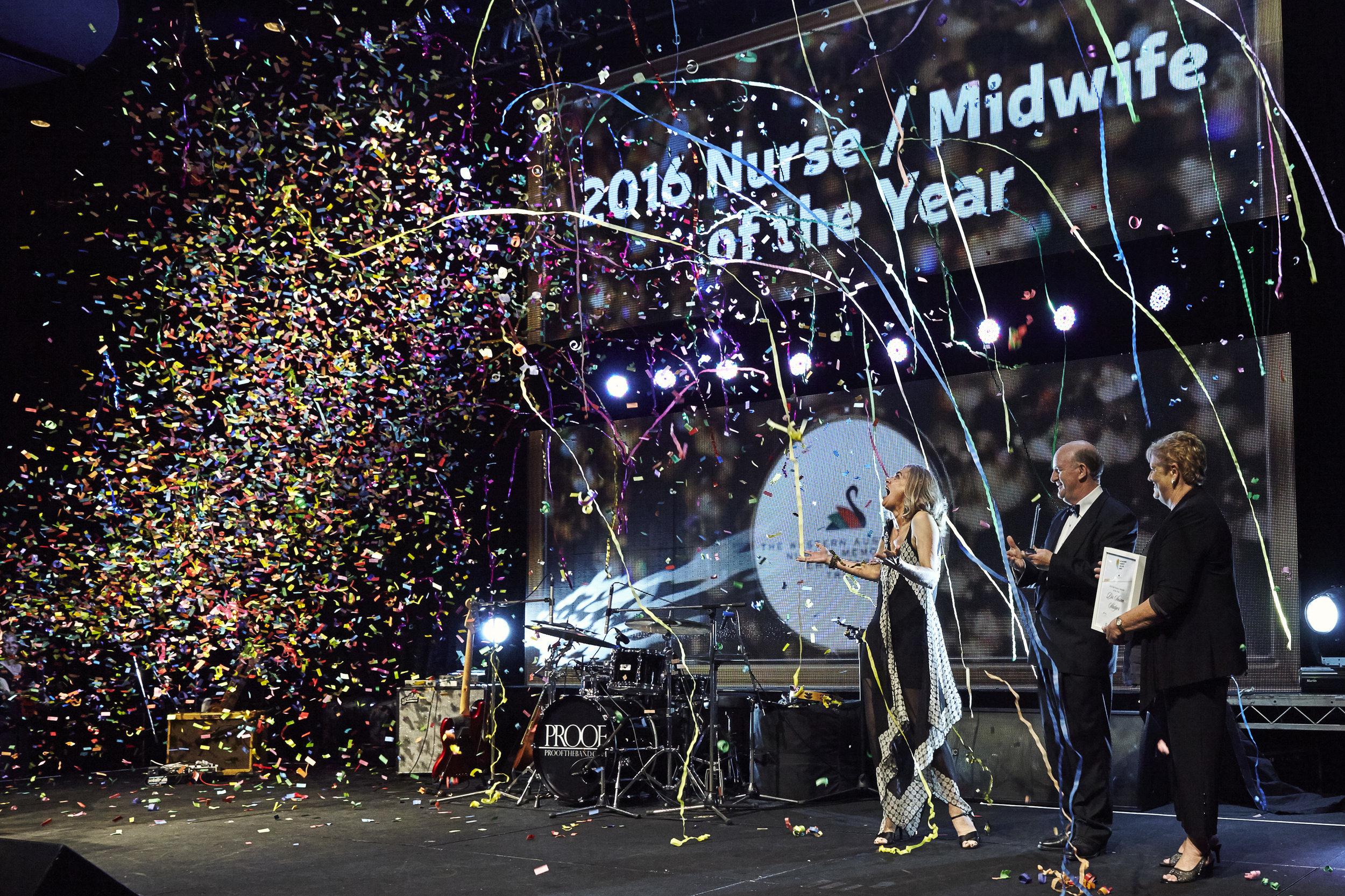 Susan Slatyer, 2016 Nurse/Midwife of the Year