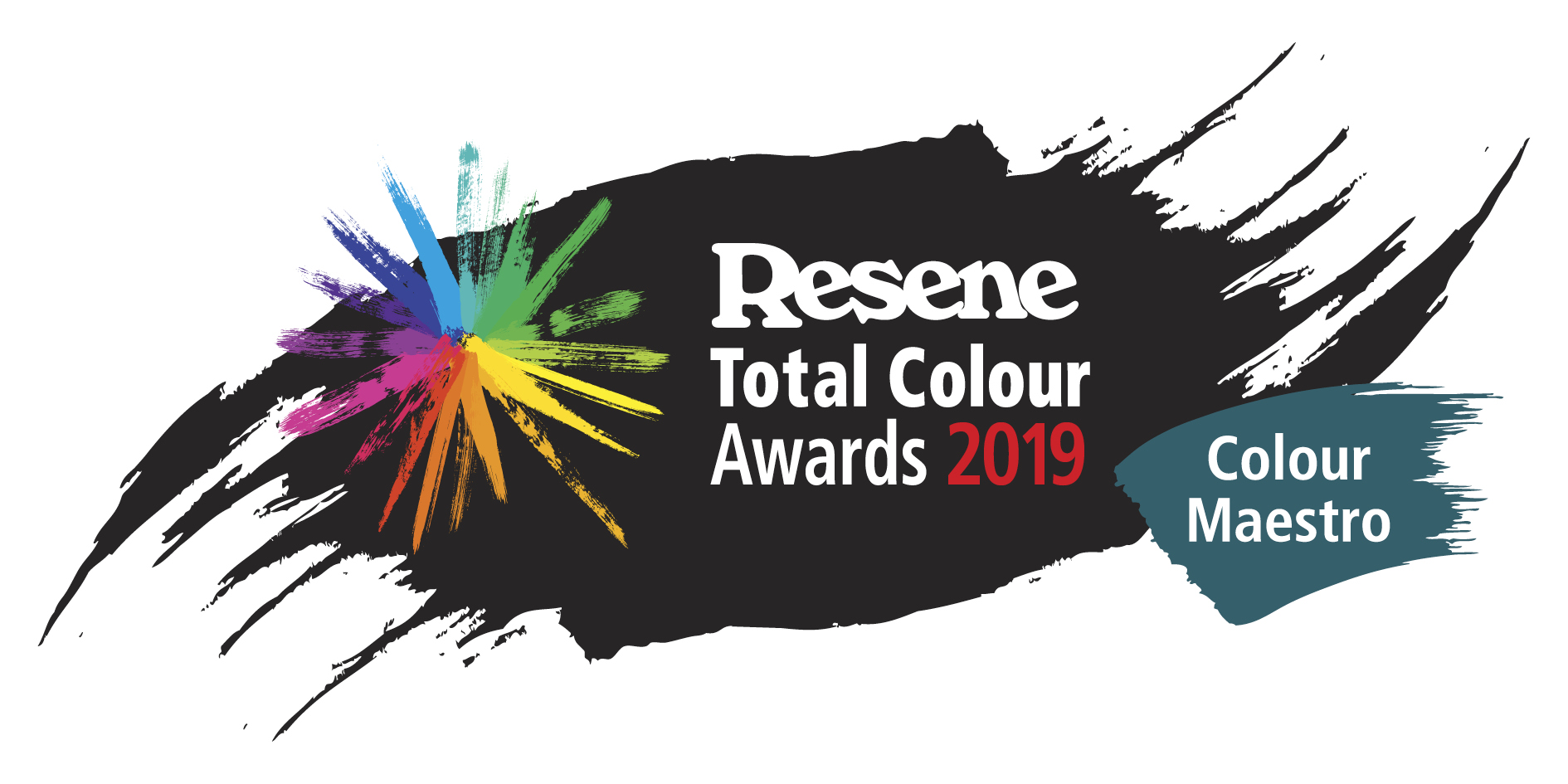 Winner of the prestigious Colour Maestro Award at the Resene Total Colour Awards 2019