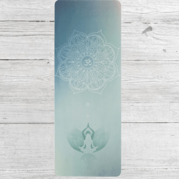 Combo Suede Yoga Mats - R849.00 - Absorbent suede microfiber bonded to a 100% natural tree rubber base.Dimensions: 183cm x 61cmThickness: 3.5mm