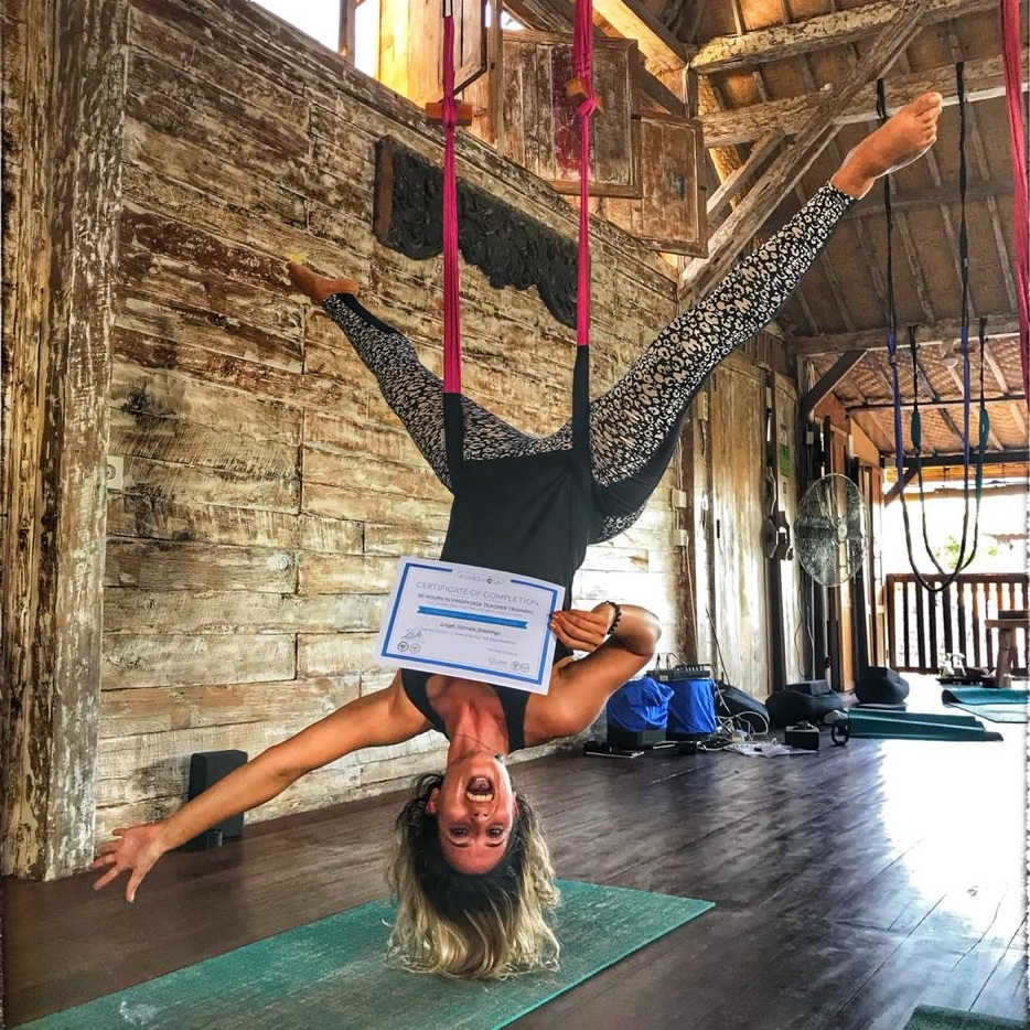 Cape Town - Aerial Yoga, Ashtanga, VinyasaWebsite | Email072 609 3225