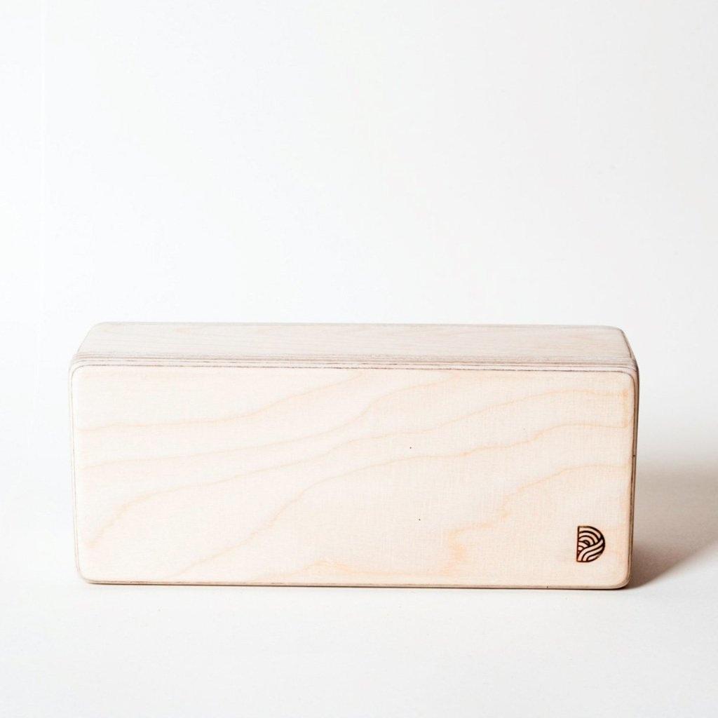 Yoga Block | Birch Ply - R250.00