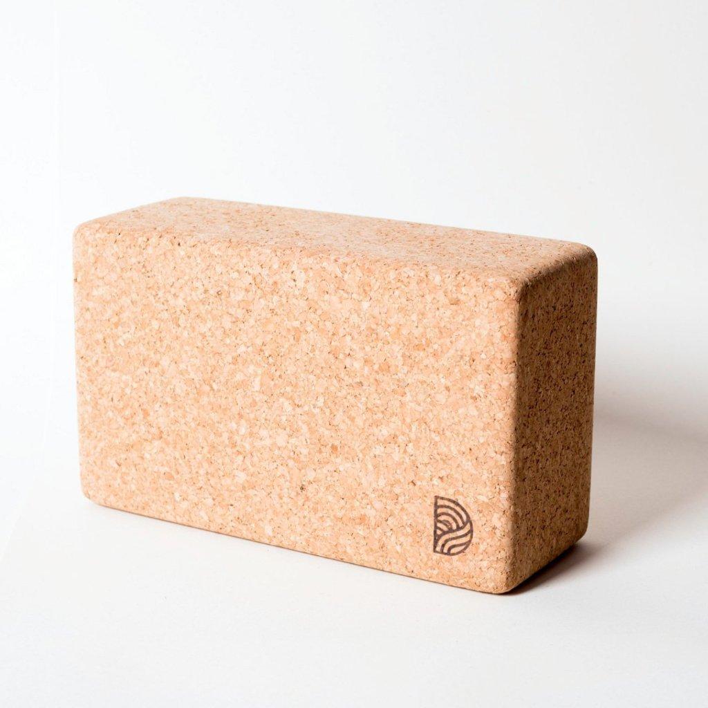Yoga Block | Cork - R280.00