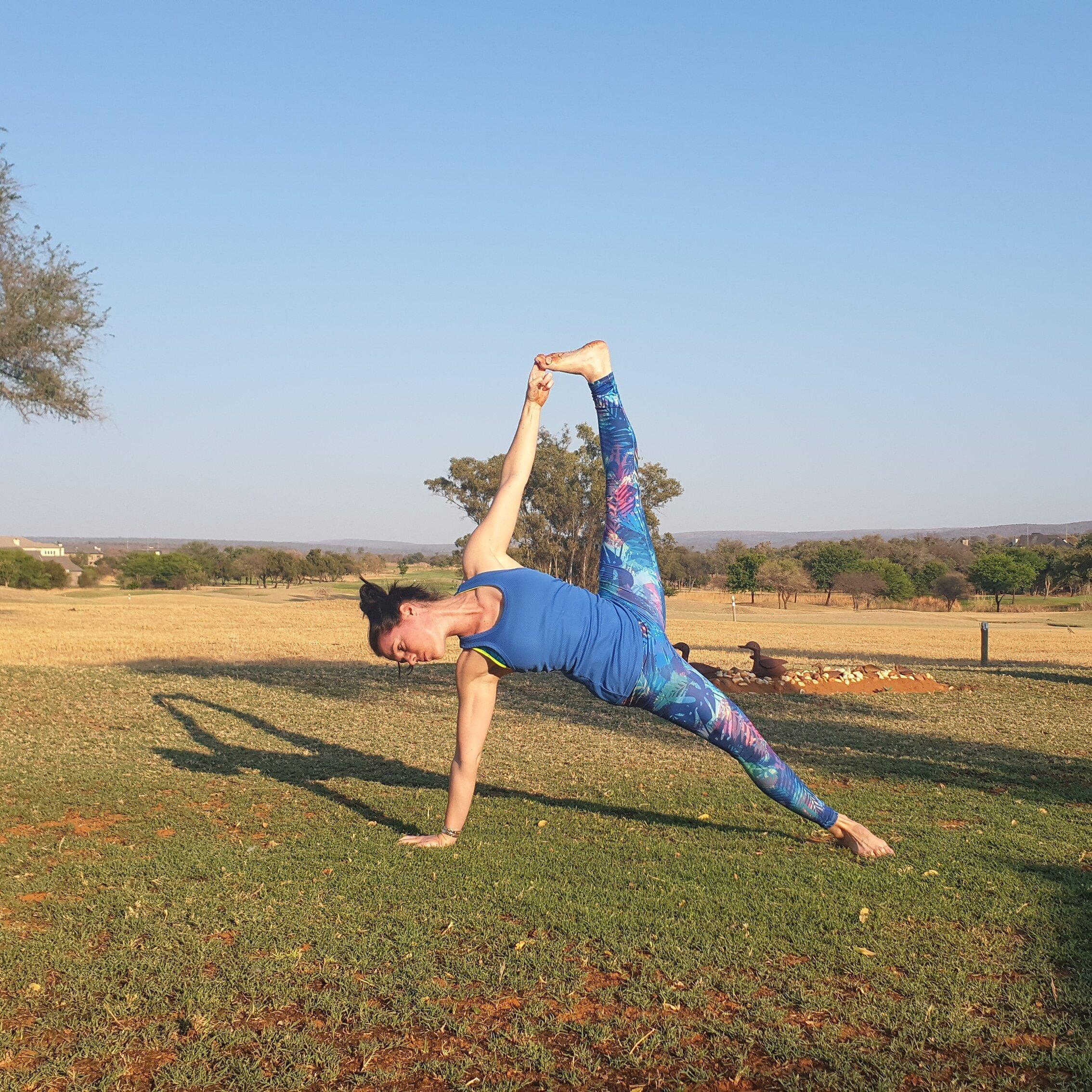 Johannesburg - Hatha, Vinyasa, Yin Yoga, Pre-Natal YogaStudios: Yoga UnionWebsite   Email   Facebook   Instagram082 566 3612