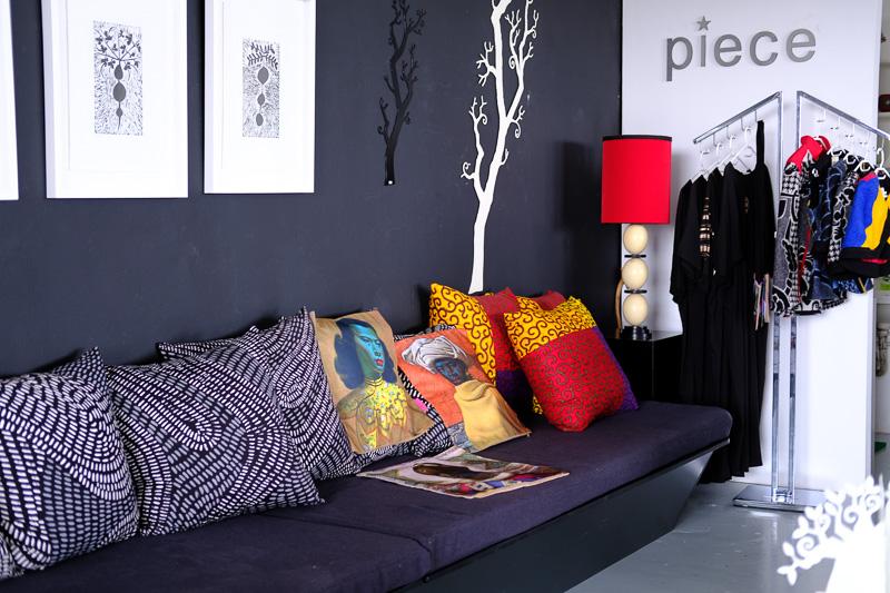 Wunderschönes Design und qualitativ hochwertige Materialien sind ein Markenzeichen von Piece