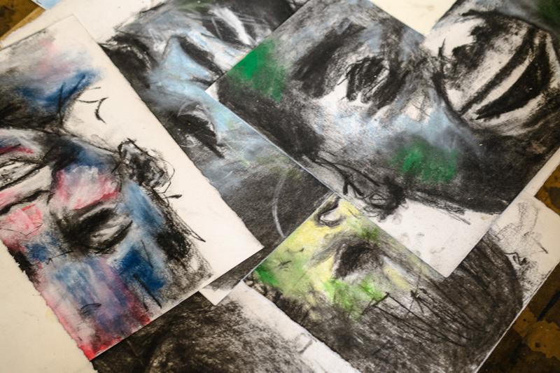 Lebohang Sithole Portraits