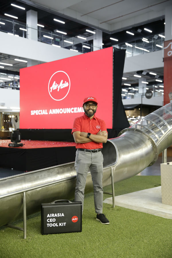 In conversation with Riad Asmat, AirAsia's New CEO