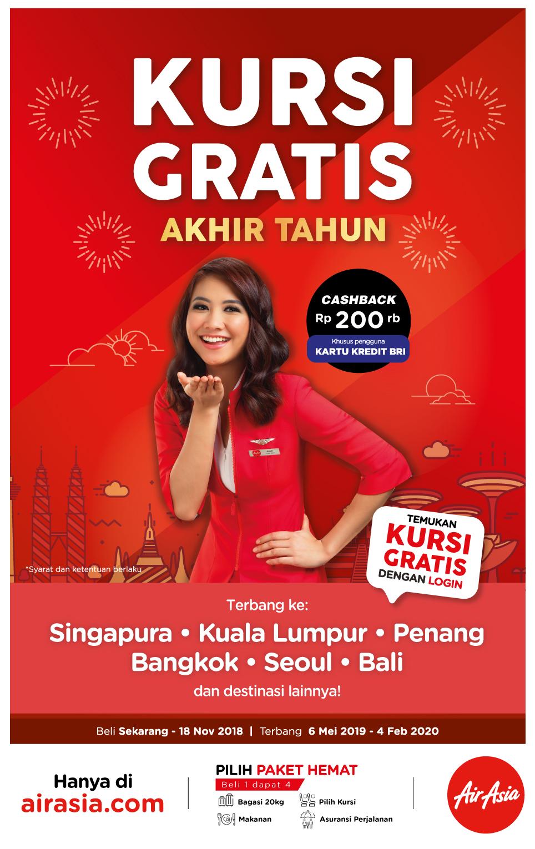 Airasia Semarakkan Harbolnas Dengan Promosi Kursi Gratis Selama Seminggu Airasia Newsroom