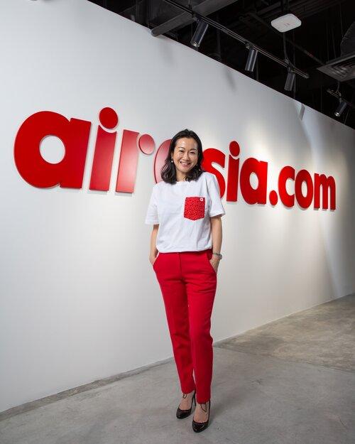 CEO of airasia.com Karen Chan.jpg