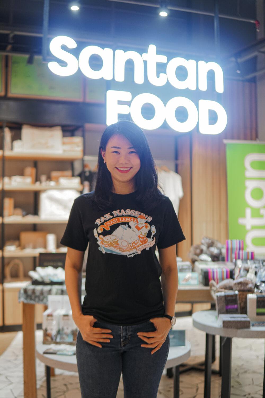 Catherine Goh, Pengurus Besar Santan