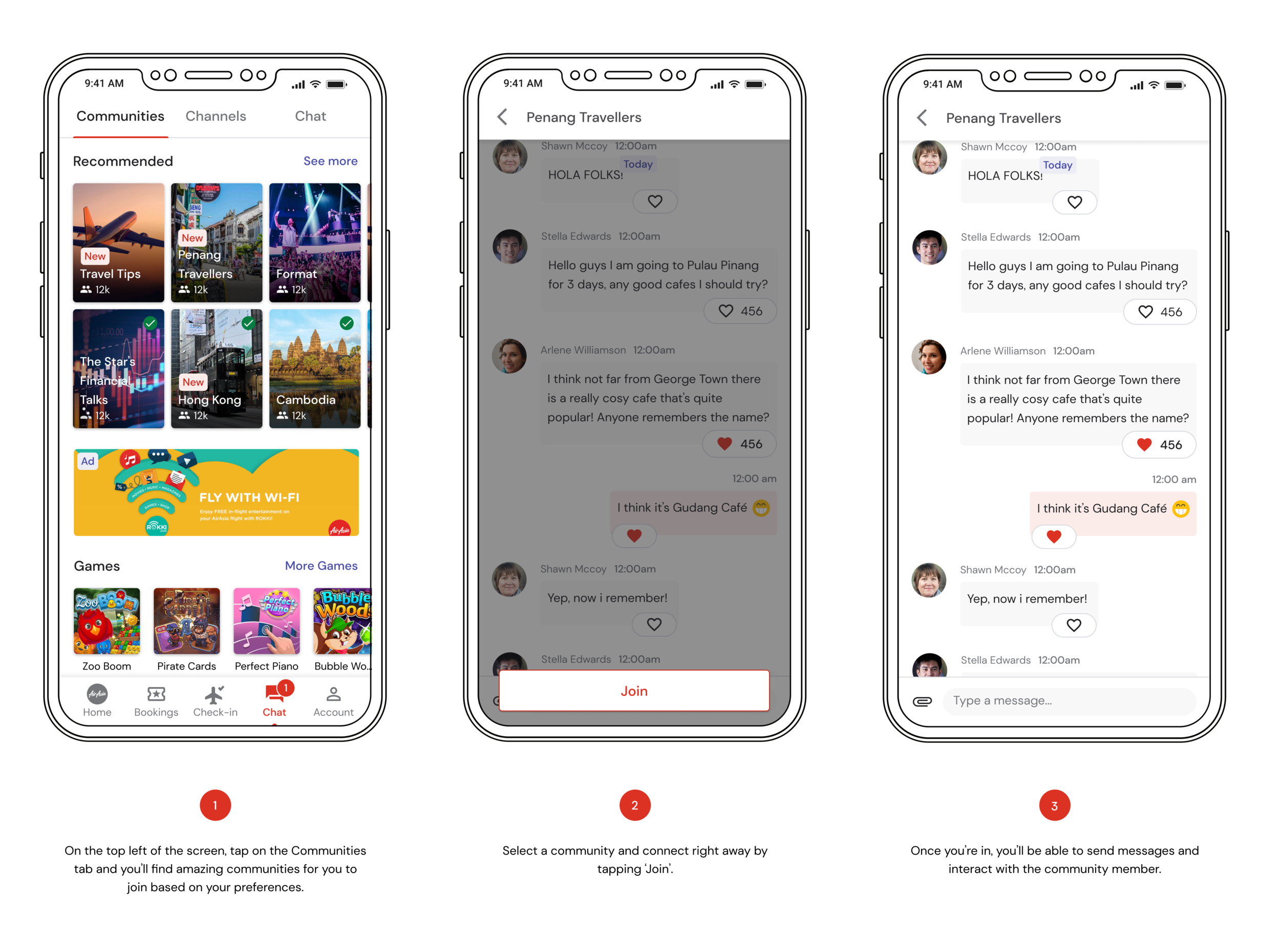 AirAsia Chat Is The Latest Addition To The Company's Super App 19