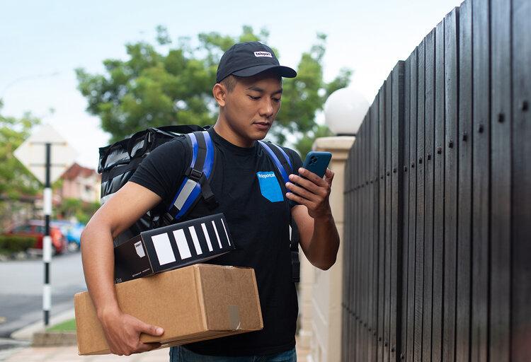 Teleport sedia membuat penghantaran dengan lebih lancar