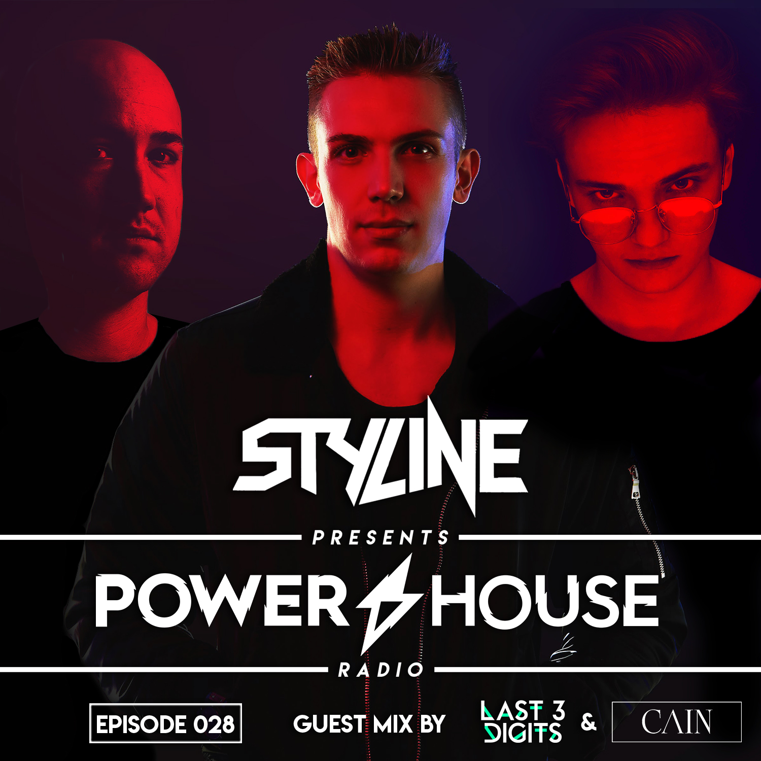 POWER HOUSE RADIO #28 (LAST 3 DIGITS B2B CAIN GUESTMIX).jpg