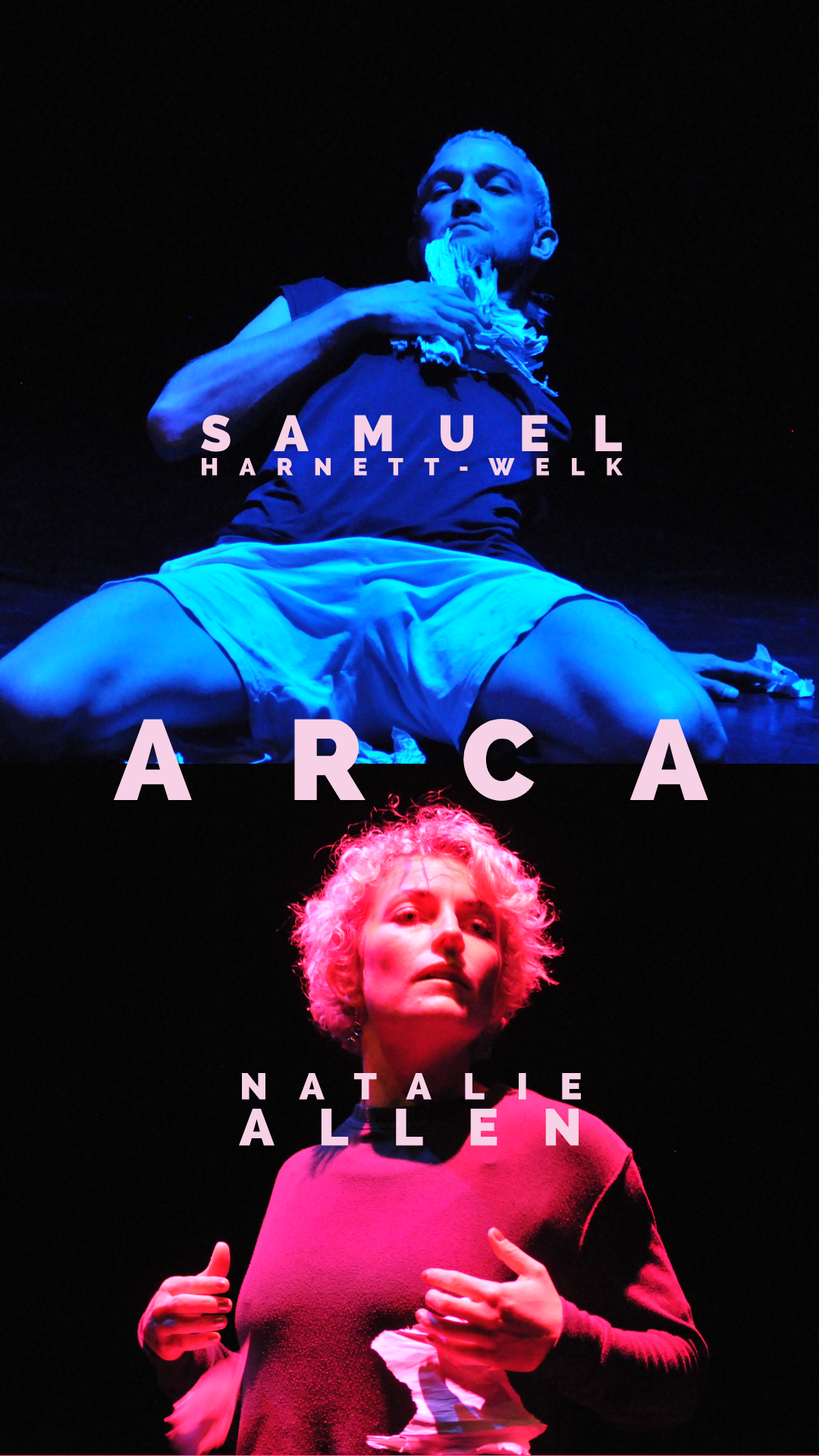 """Throughout June and July, Samuel has been working with Australian dancer Natalie Allen, in residency at Komunitas Salihara in Jakarta, Indonesia.   For the past month the two have been working together exploring their shared improvisational practise along with creating a first draft of an upcoming new work, ARCA.   Collaborating with Filmographer Kiki Febryanti and Set Designer Ratna Odata, A documentary will be soon become available to witness Samuel and Natalie's time in Jakarta and the creation of this work.   Set to premier in 2021, ARCA is a direct response to the two artists interests in """"Body as Landscape"""" and """"Body History"""". Natalie and Samuel will continue to develop their during 2019 and 2020.   With Thanks to;   STRUT DANCE, The Western Australian Government (Department of Local Government, Sport and Cultural Industries) and Komunitas Salihara"""