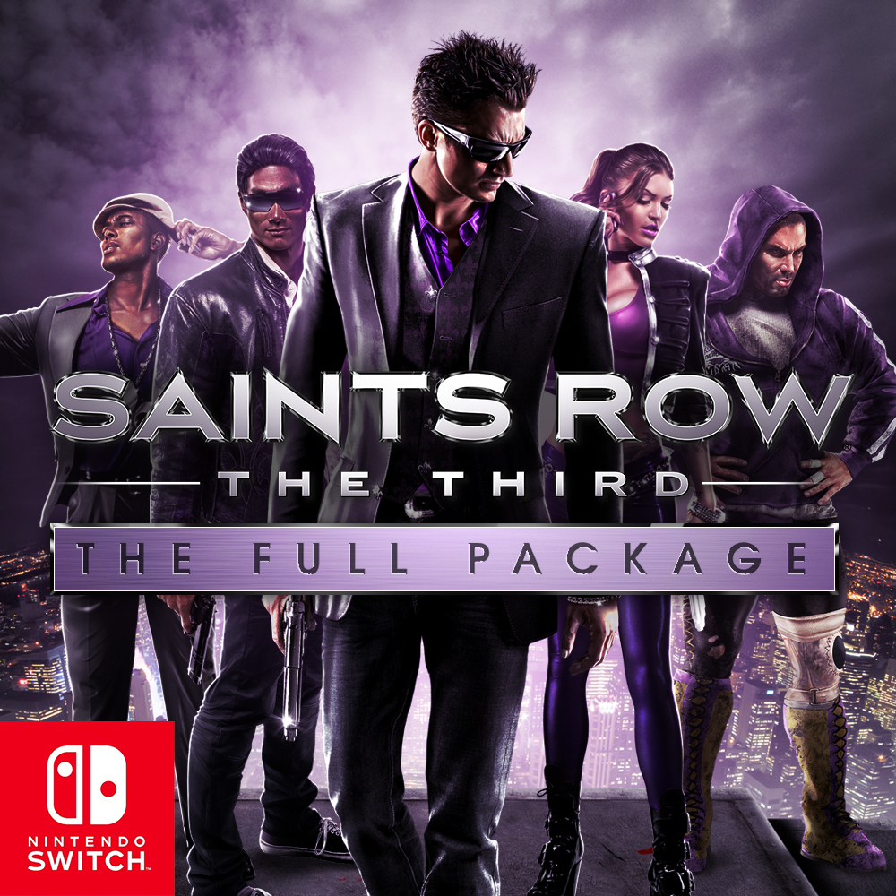 A REAL CLASSIC ON NINTENDO SWITCH - Get ready for the most out-landish gameplay scenarios ever seen as the Third Street Saints take on the Syndicate!