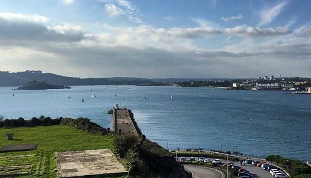 Today we're down in #Plymouth for a secret project alongside 2 other licensed #drone operators. Updates to follow!